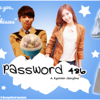 Password 486 and 012 for Valentine Day