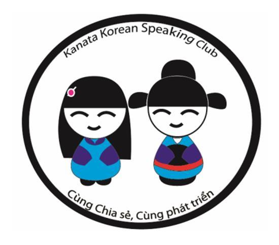 Korean speaking group