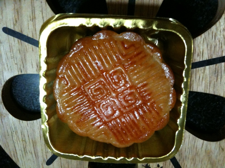 Home-made mooncake by Coco