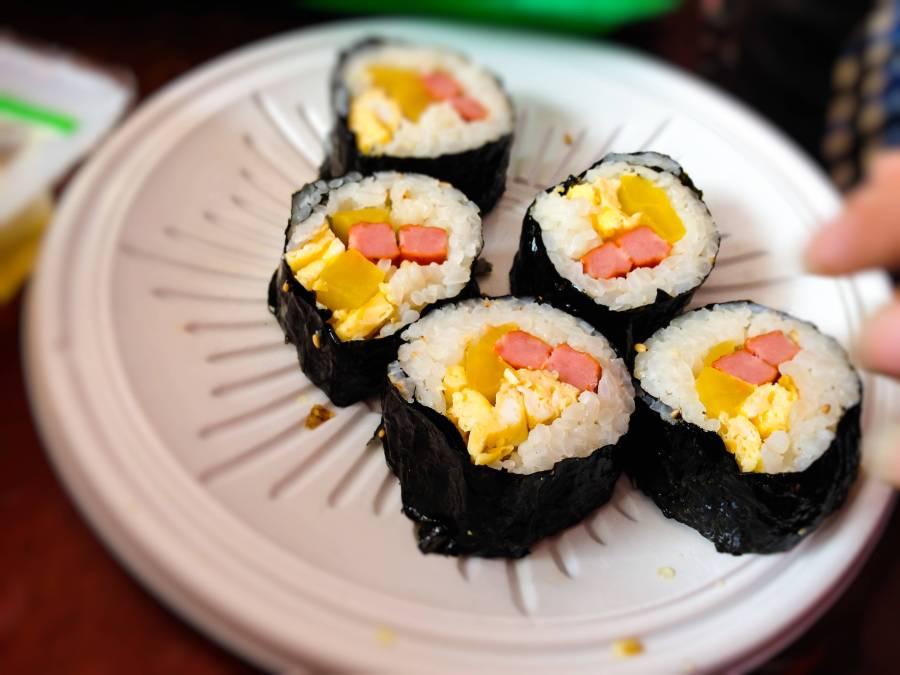 Goma Kimbap (꼬마김밥)