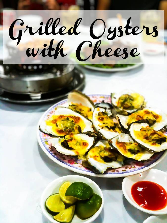Phan Thiet trip #3 ||Grilled Oysters with Cheese