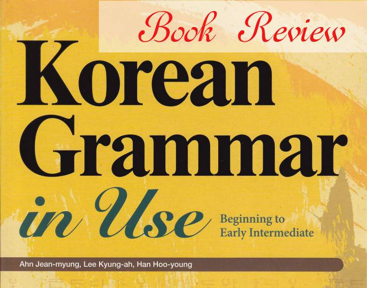 korean grammar in use-beginning