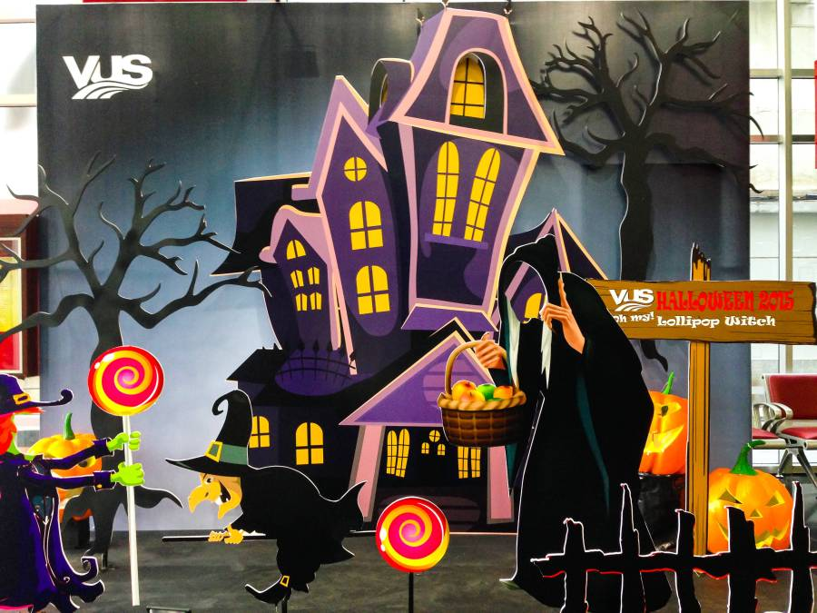 Sweet Halloween Lanterns